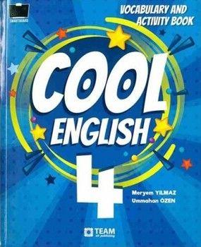 Team Elt Publishing4. Sınıf Cool English Vocabulary and Activity Book