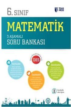Teas Press 6. Sınıf Matematik 3 Aşamalı Soru Bankası