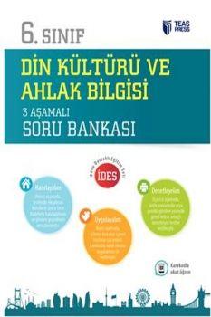 Teas Press 6. Sınıf Din Kültürü Ve Ahlak Bilgisi 3 Aşamalı Soru Bankası