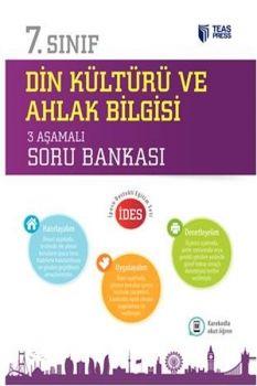 Teas Press 7. Sınıf Din Kültürü Ve Ahlak Bilgisi 3 Aşamalı Soru Bankası