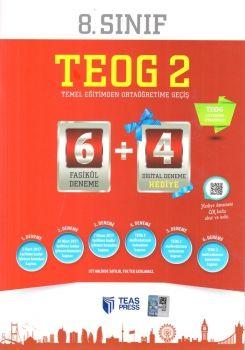 Teas Press 8. Sınıf TEOG 2 6 Fasikül Deneme