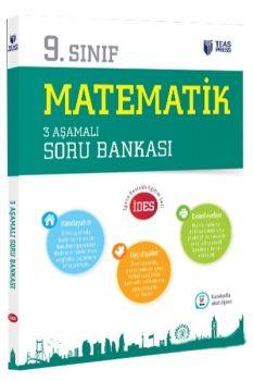 Teas Press 9. Sınıf Matematik 3 Aşamalı Soru Bankası
