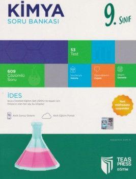Teas Press 9. Sınıf Kimya Soru Bankası