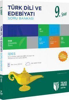 Teas Press Yayınları 9. Sınıf Türk Dili ve Edebiyatı Soru Bankası
