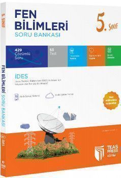 Teas Press Yayınları 5. Sınıf Fen Bilimleri Soru Bankası