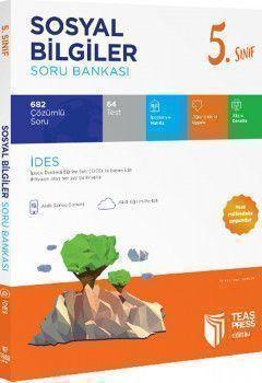 Teas Press Yayınları 5. Sınıf Sosyal Bilgiler Soru Bankası