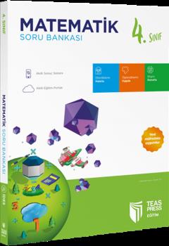 Teas Press Yayınları4. Sınıf Matematik İdes Soru Bankası