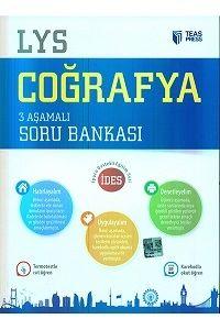 Teas Press Yayınları LYS Coğrafya 3 Aşamalı Soru Bankası