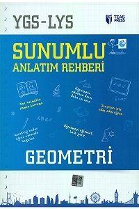 Teas Press Yayınları YGS LYS Geometri Sunumlu Anlatım Rehberi