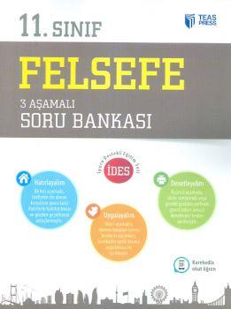 Teas Press Yayınları 11. Sınıf Felsefe 3 Aşamalı Soru Bankası