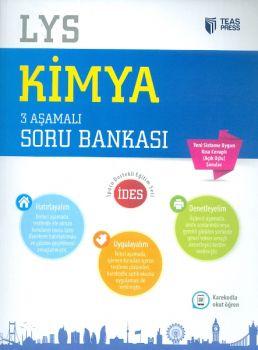 Teas Press Yayınları LYS Kimya 3 Aşamalı Soru Bankası