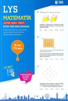 Teas Press Yayınları LYS Matematik Konu Testi Çek Kopar