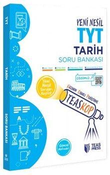 Teas Press Yayınları TYT Tarih Teaskop Soru Bankası