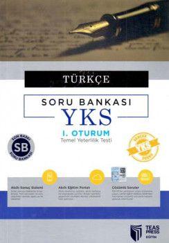 Teas Press Yayınları TYT Türkçe Soru Bankası