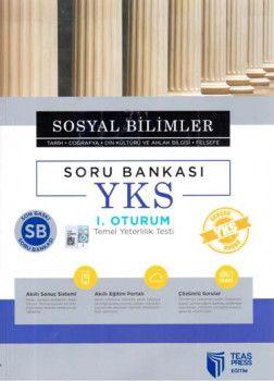 Teas Press Yayınları TYT Sosyal Bilimler Soru Bankası