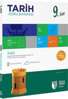 Teas Press Yayınları 9. Sınıf Tarih Soru Bankası