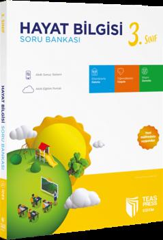 Teas Press Yayınları 3. Sınıf Hayat Bilgisi İdes Soru Bankası