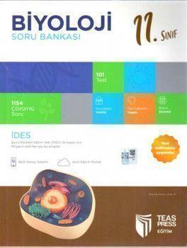 Teas Press Yayınları 11. Sınıf Biyoloji Soru Bankası
