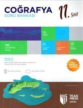 Teas Press Yayınları 11. Sınıf Coğrafya Soru Bankası
