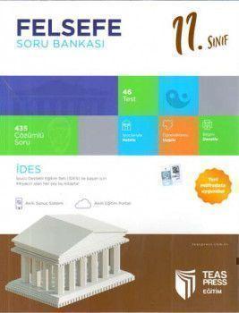 Teas Press Yayınları 11. Sınıf Felsefe Soru Bankası