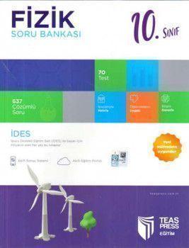 Teas Press Yayınları 10. Sınıf Fizik Soru Bankası