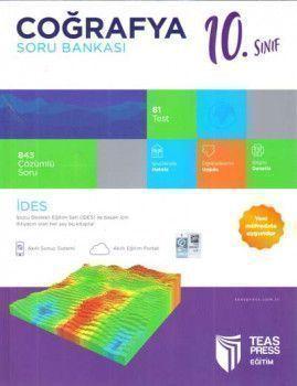 Teas Press Yayınları 10. Sınıf Coğrafya Soru Bankası