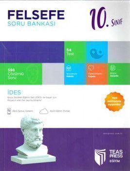 Teas Press Yayınları 10. Sınıf Felsefe Soru Bankası