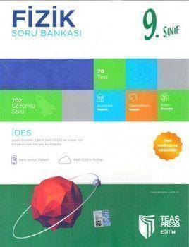 Teas Press Yayınları 9. Sınıf Fizik Soru Bankası