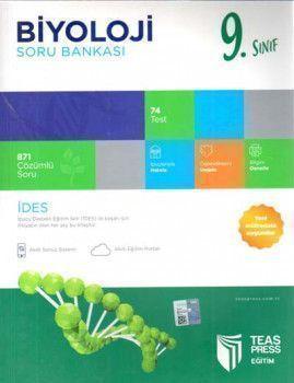 Teas Press Yayınları 9. Sınıf Biyoloji Soru Bankası