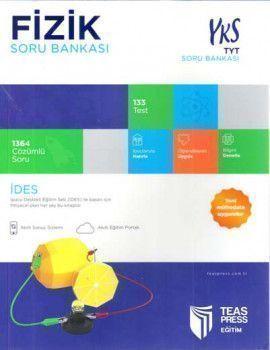 Teas Press Yayınları TYT Fizik Soru Bankası