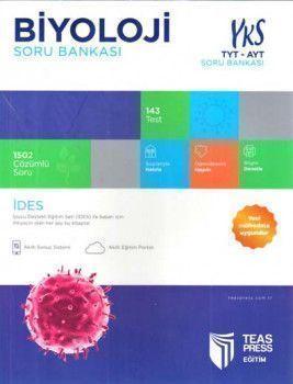 Teas Press Yayınları TYT AYT Biyoloji Soru Bankası