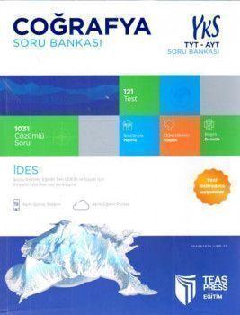 Teas Press Yayınları TYT AYT Coğrafya Soru Bankası