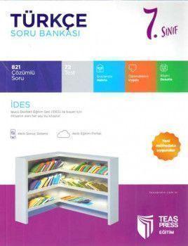 Teas Press Yayınları 7. Sınıf Türkçe Soru Bankası