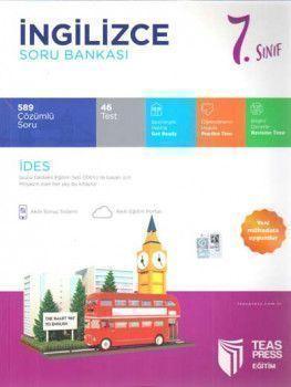 Teas Press Yayınları 7. Sınıf İngilizce Soru Bankası