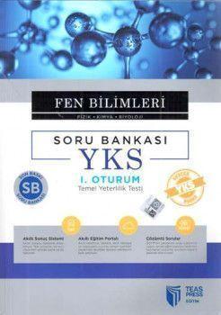 Teas Press Yayınları TYT Fen Bilimleri Soru Bankası