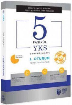 Teas Press Yayınları YKS 1. Oturum 5 Fasikül Deneme