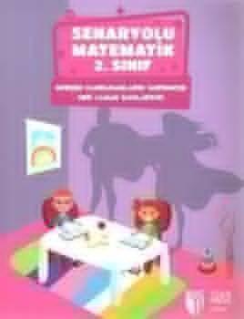 Teas Press Yayınları 2. Sınıf Senaryolu Matematik