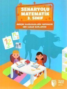 Teas Press Yayınları 3. Sınıf Senaryolu Matematik