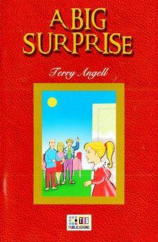 Teg Publications A Big Surprise 1 Beginner
