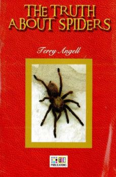 Teg Publications The Truth About Spiders 4 İntermediate