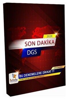 Tek Doğrusal Yayınları 2020 DGS Son Dakika Türkiye Geneli 3 Deneme Çözümlü