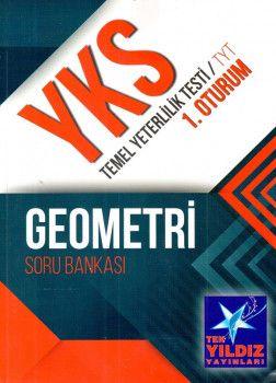 Tek Yıldız Yayınları YKS 1. Oturum TYT Geometri Soru Bankası