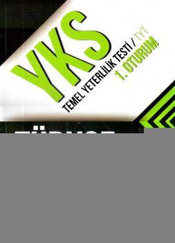 Tek Yıldız Yayınları YKS 1. Oturum TYT Türkçe Çalışma Kitabı