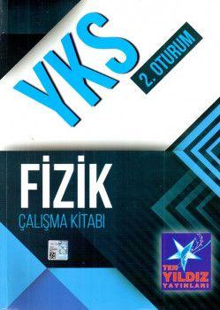 Tek Yıldız Yayınları YKS 2. Oturum Fizik Çalışma Kitabı