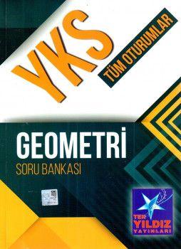 Tek Yıldız Yayınları YKS 1. ve 2. Oturum Geometri Soru Bankası