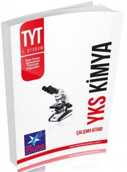 Tek Yıldız Yayınları YKS 1. Oturum TYT Kimya Çalışma Kitabı