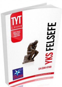 Tek Yıldız Yayınları YKS 1. Oturum TYT Felsefe Çalışma Kitabı
