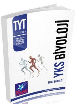 Tek Yıldız Yayınları YKS 1. Oturum TYT Biyoloji Soru Bankası