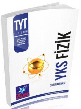 Tek Yıldız Yayınları YKS 1. Oturum TYT Fizik Soru Bankası