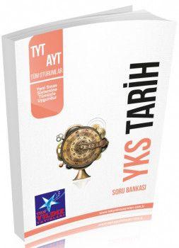 Tek Yıldız Yayınları 1. ve 2. Oturum TYT AYT Tarih Soru Bankası
